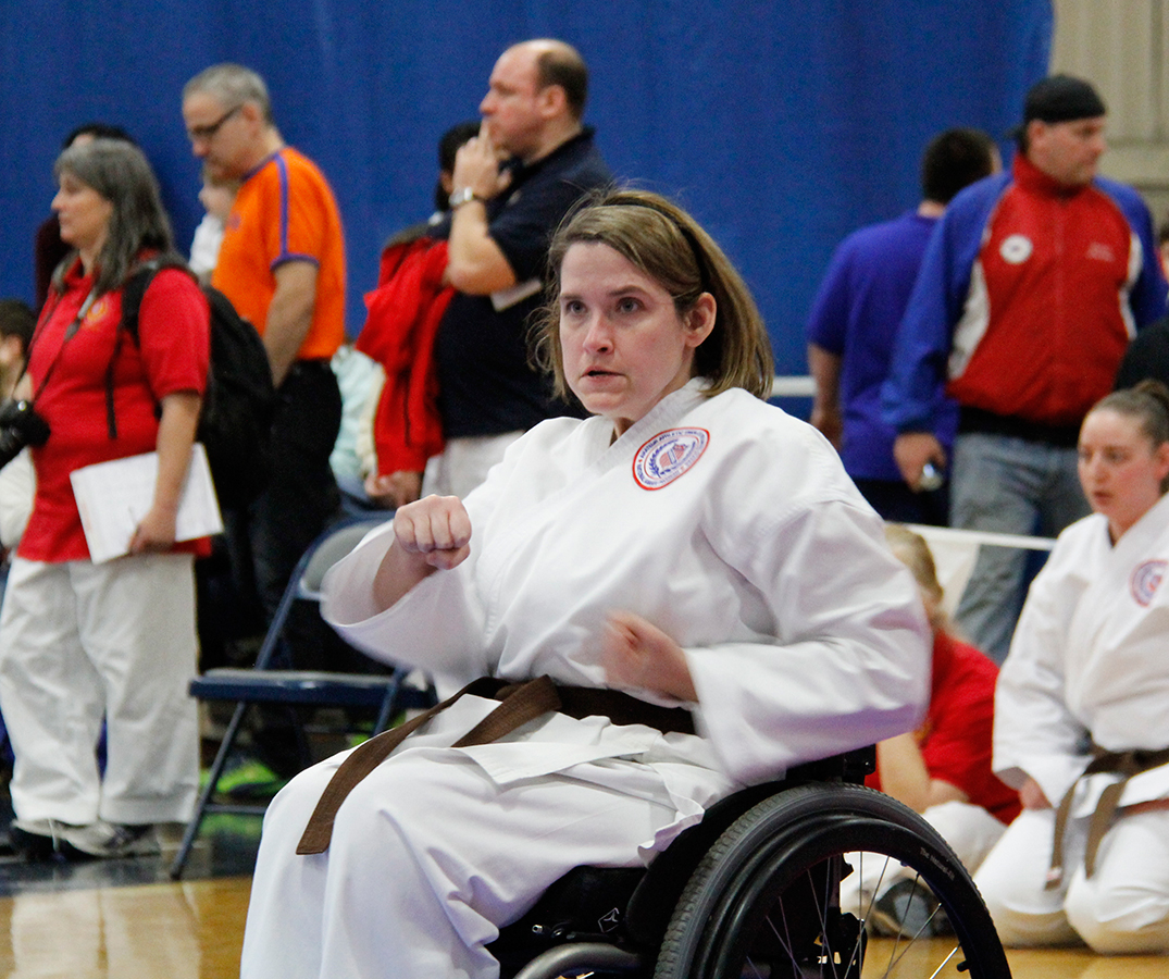 Impacts of Martial Arts on Children with Disabilities